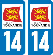 sticker 14 - Calvados